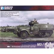 WWII アメリカ軍 M3/M3A1 ハーフトラック [1/56 ミリタリーシリーズ No.27]