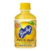 バヤリース オレンジ PET280ml×24本 [果実果汁飲料]
