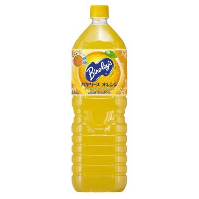 バヤリース オレンジ PET1.5L×8本 [果実果汁飲料]