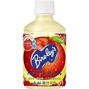 バヤリース アップル PET280ml×24本 [果実果汁飲料]