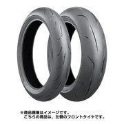 BATTLAX RACING STREET RS10 TYPE-R (Front) 120/70ZR17 (58W) TL [適用リム幅3.00~3.50インチ]