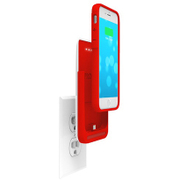 PWRC-IPH6S-RED [iPhone 6s/6専用バッテリー内蔵ケース レッド]
