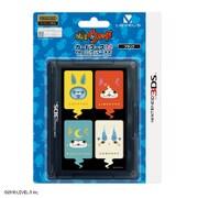 妖怪ウォッチ カードケース12 for ニンテンドー3DS ブラック