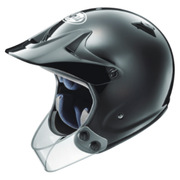 HYPER T PRO 黒 (59-60cm) [ヘルメット オフロード]