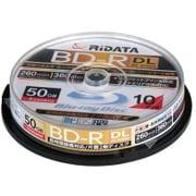 BD-R260PW 6X.10SC A [録画用BD-R DL 10枚 スピンドルケース 260分 6倍速 インクジェットプリンタ対応]