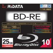 BD-RE130PW 2X.10P SC C [録画用BD-RE 10枚 スリムケース 130分 2倍速 インクジェットプリンタ対応]