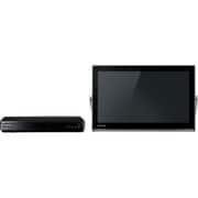 UN-15TD6-K [プライベート・ビエラ 15型 ブルーレイディスクプレーヤー/HDDレコーダー付 ポータブル地上・BS・110度CS対応 デジタルテレビ HDD500GB内蔵 ブラック]