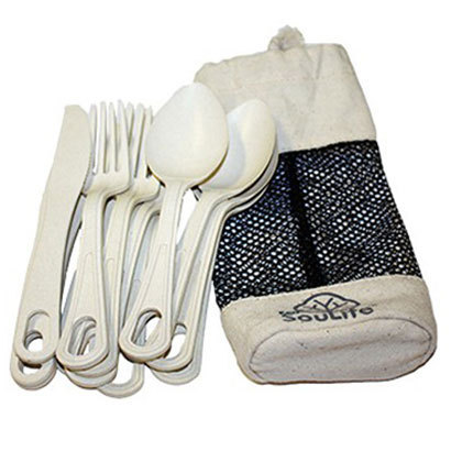 Cutlery Cluster Sand