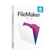 FileMaker Pro 15 Single User License アカデミック HJVC2J/A