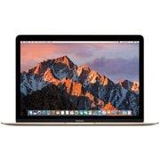 MacBook Retinaディスプレイ 12インチ Intel Core m3 1.1GHz 256GB ゴールド [MLHE2J/A]