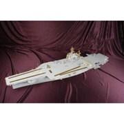 KALMS35041 [1/350スケール アメリカ海軍 CV-63 空母キティーホーク ディティールアップ デラックスパック トランぺッター用]