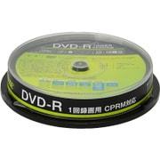 GH-DVDRCA10 [DVDメディア 1回録画用DVD-R スピンドル 10枚入り]