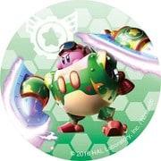 星のカービィ ロボボプラネット カンバッジ 2ソードモード [75mm円形]