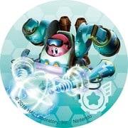 星のカービィ ロボボプラネット カンバッジ 6スパークモード [75mm円形]
