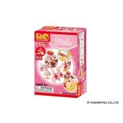 LaQ スイートコレクション ミニ ピンク [62 ピース]