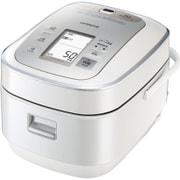 RZ-YW3000M W [圧力&スチームIH炊飯器 5.5合炊き ふっくら御膳 打込鉄釜 パールホワイト]