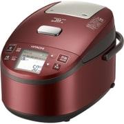 RZ-YV100M R [圧力&スチームIH炊飯器 5.5合炊き ふっくら御膳 打込鉄釜 メタリックレッド]