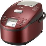 RZ-YV180M R [圧力&スチームIH炊飯器 1升炊き ふっくら御膳 打込鉄釜 メタリックレッド]