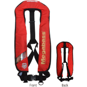 34519 [LIFE SAVER(VEST) RED MEGABASS]