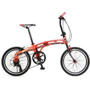 202-OR mobility 6 arancione BOLOGNA [スモールバイク 20インチ アランチョーネボローニャ(メタリックオレンジ)]