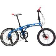 211-BL mobility 6 ALSACE blue [スモールバイク 20インチ アルザスブリュ(リビエラブルー)]