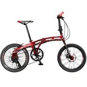 211-RD mobility 6 rosso MODENA [スモールバイク 20インチ ロッソモデナ(メタリックレッド)]