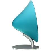 Q-music BS01R [Bluetoothスピーカー blue x green マットフィール]