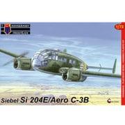 ジーベル Si204E/エアロ C-3B ドイツ/チェコ [1/72 エアクラフトシリーズ]