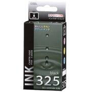 INK-C325B-BK [キヤノン互換インク 325 BK ブラック]