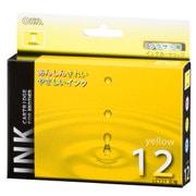 INK-B12B-Y [ブラザー互換インク 12 Y イエロー]