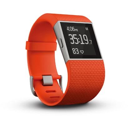 FB501TAS-JPN [Fitbit フィットネススーパーウォッチ Surge Small Tangerine(タンジェリン)]