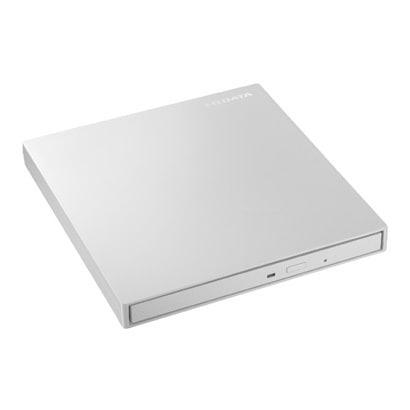 DVRP-UT8LW [USB 3.0/2.0対応 バスパワー駆動ポータブルDVDドライブ パールホワイト]