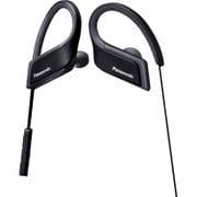 RP-BTS30-K [ワイヤレスステレオヘッドホン Bluetooth対応 IPX4防滴仕様 ブラック]