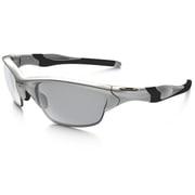 OO9153-02 [サングラス Half Jacket 2.0 (Asia Fit) フレームカラー:silver /レンズカラー:slate iridium]