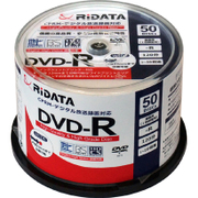 D-RCP120.PW50DX A [録画用DVD-R 50枚 スピンドルケース 120分 16倍速 インクジェットプリンタ対応]