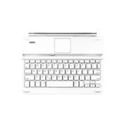 A7707121 [ウルトラスリムキーボードカバー iPad Air用 ホワイト]