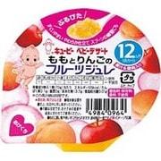 ももとりんごのフルーツジュレ FJ-1