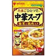 中華スープ 椎茸と鶏肉入り 35g