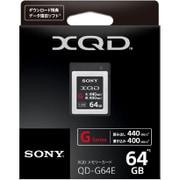 QD-G64E [XQDカード Gシリーズ 64GB]