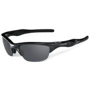 OO9153-04 HALF JACKET 2.0 ポリッシュドブラック/ブラックイリジウム ポラライズド オークリー [サングラス Half Jacket 2.0 (Asia Fit) フレームカラー:polished black /レンズカラー:black iridium polarized]