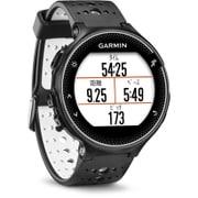 371787 [Fore Athlete 230J GPSランニングウォッチ Black white]