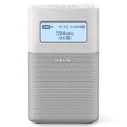 SRF-V1BT W [FM/AMホームラジオ ワイドFM対応 ホワイト]