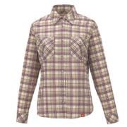 8212696 SCプレイドシャツ レディース Lサイズ ライトグリーン