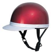 CC-203 キャンディレッド フリーサイズ [ハーフヘルメット]