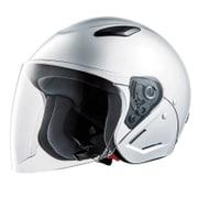 GC-7 シルバー フリーサイズ [ジェットヘルメット]