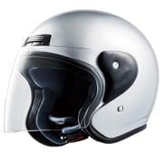 JC-3 シルバー フリーサイズ [ジェットヘルメット]