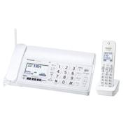 KX-PZ200DL-W [デジタルコードレス普通紙ファクス 子機1台付 ホワイト]