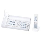 KX-PZ500DL-W [デジタルコードレス普通紙ファクス 子機1台付 ホワイト]