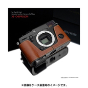 XS-CHXP2CM [富士フィルム X-Pro2用 本革カメラハーフケース キャメル]
