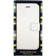 AM-364WH [iPhone 6s/6用 エピ柄カードポケット付ケース ホワイト]